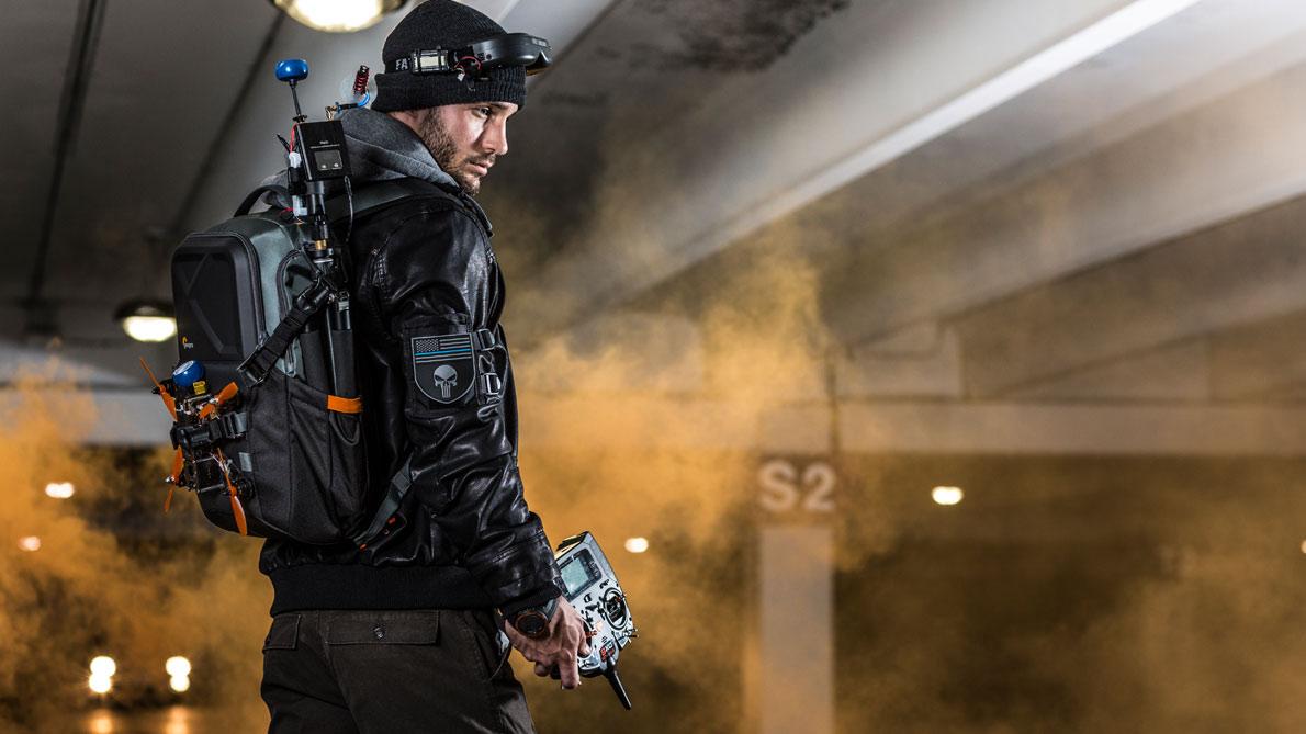 Plecaki i walizki z serii Quadguard