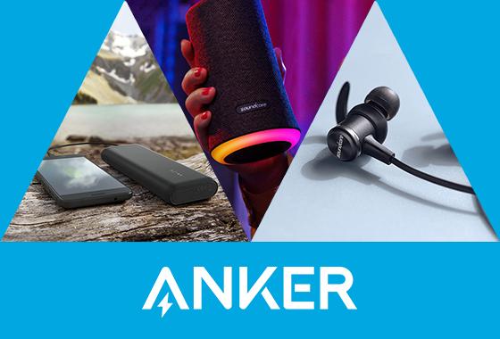 Jesteśmy oficjalnym dystrybutorem ANKER